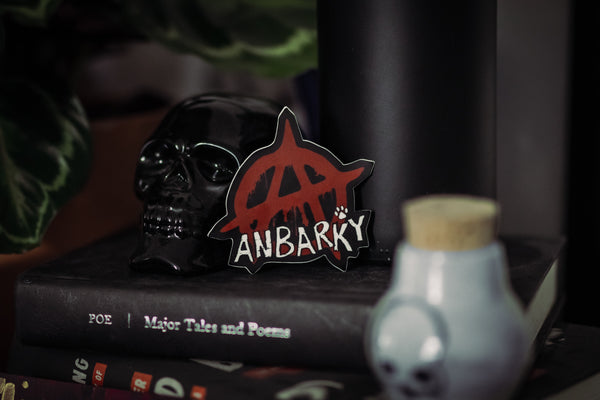 Anbarky Sticker