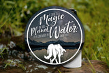 Water is Magic Sticker