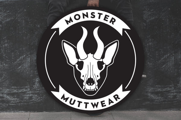 Monster Muttwear Magnet