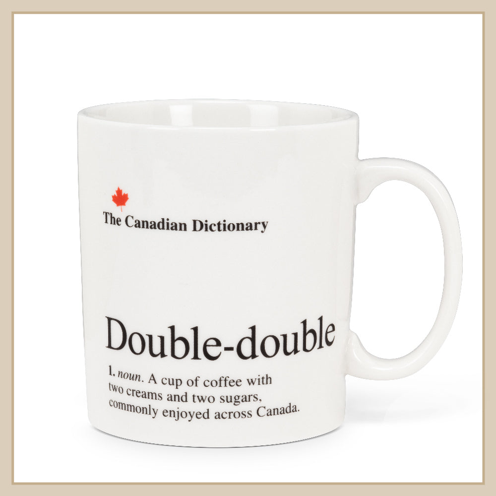 Double Double Mug - Envy Paint and Design