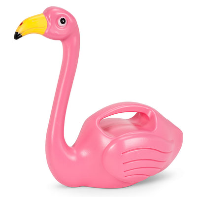 Pink Flamingo Watering Can - Envy Paint and Design