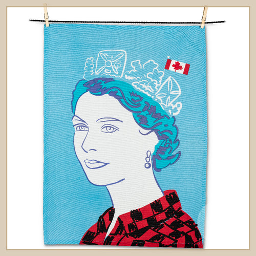 Lumberjack Queen Towel - Envy Paint and Design
