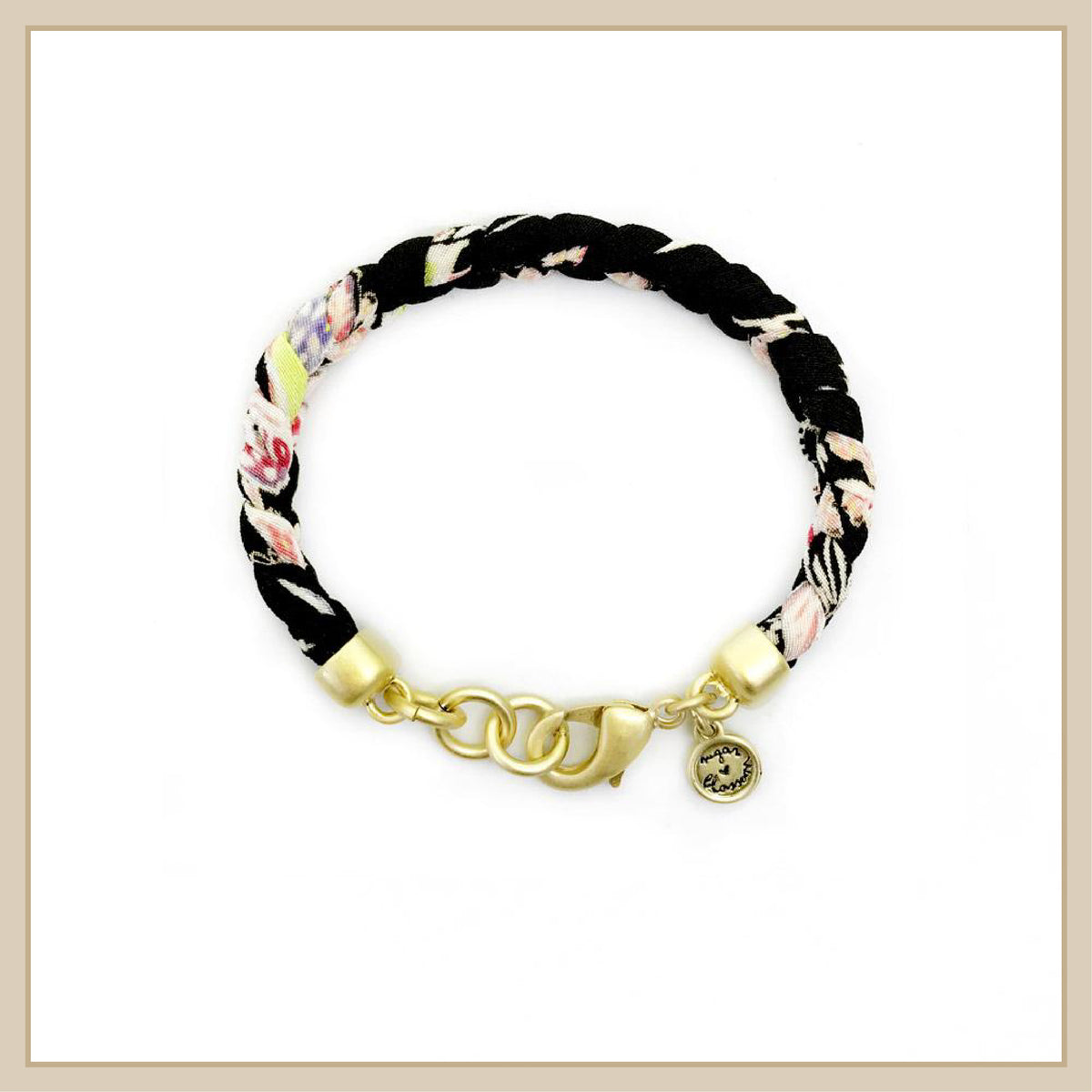 Beatrix Bracelet – Gold - Envy Paint and Design