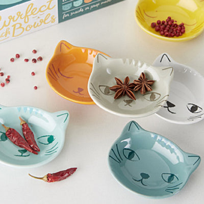 Purrfect Cat Pinch Bowls - Envy Paint and Design