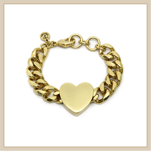 Chloe Bracelet – Gold - Envy Paint and Design