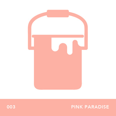 003 Pink Paradise - Envy Paint and Design