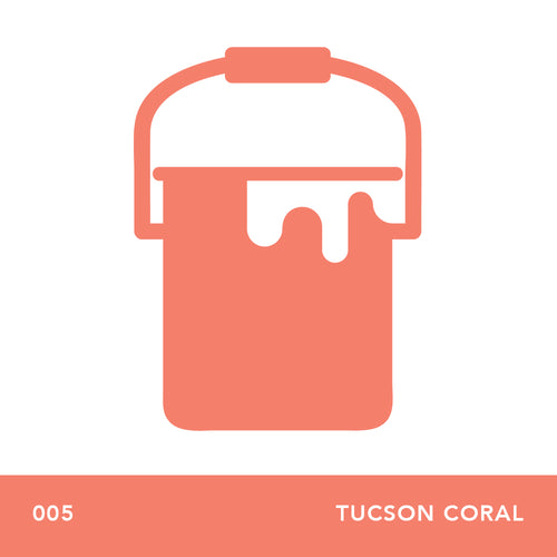 005 Tucson Coral - Envy Paint and Design