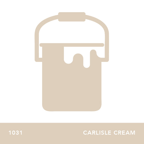 1031 Carlisle Cream - Envy Paint and Design