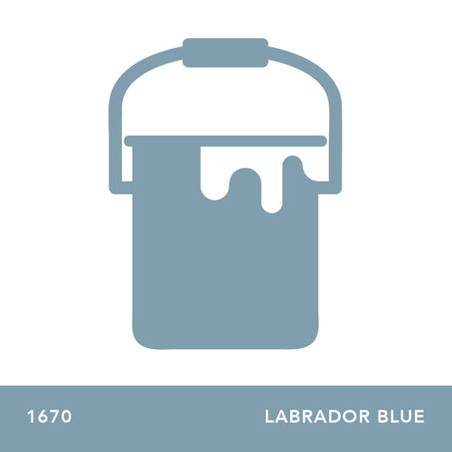 1670 Labrador Blue - Envy Paint and Design
