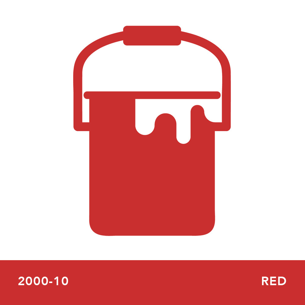 2000-10 Red - Envy Paint and Design