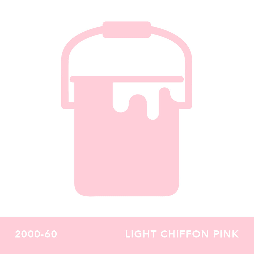 2000-60 Light Chiffon Pink - Envy Paint and Design
