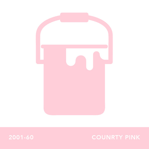 2001-60 Country Pink - Envy Paint and Design