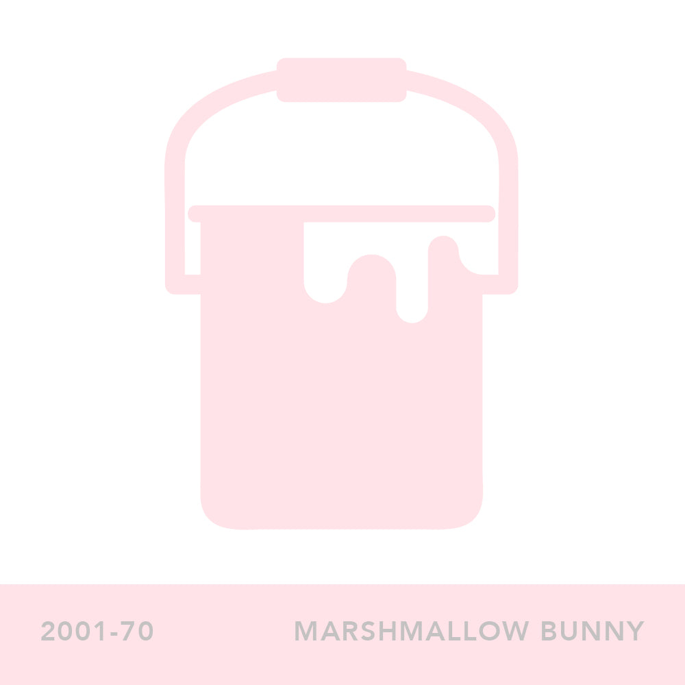2001-70 Marshmallow Bunny - Envy Paint and Design