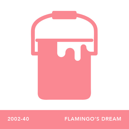 2002-40 Flamingo's Dream - Envy Paint and Design