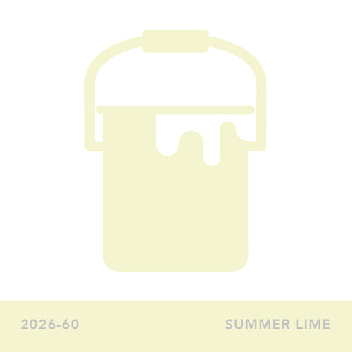 2026-60 Summer Lime - Envy Paint and Design