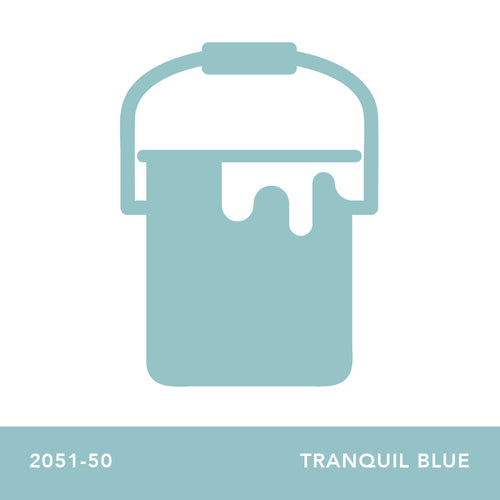 2051-50 Tranquil Blue - Envy Paint and Design