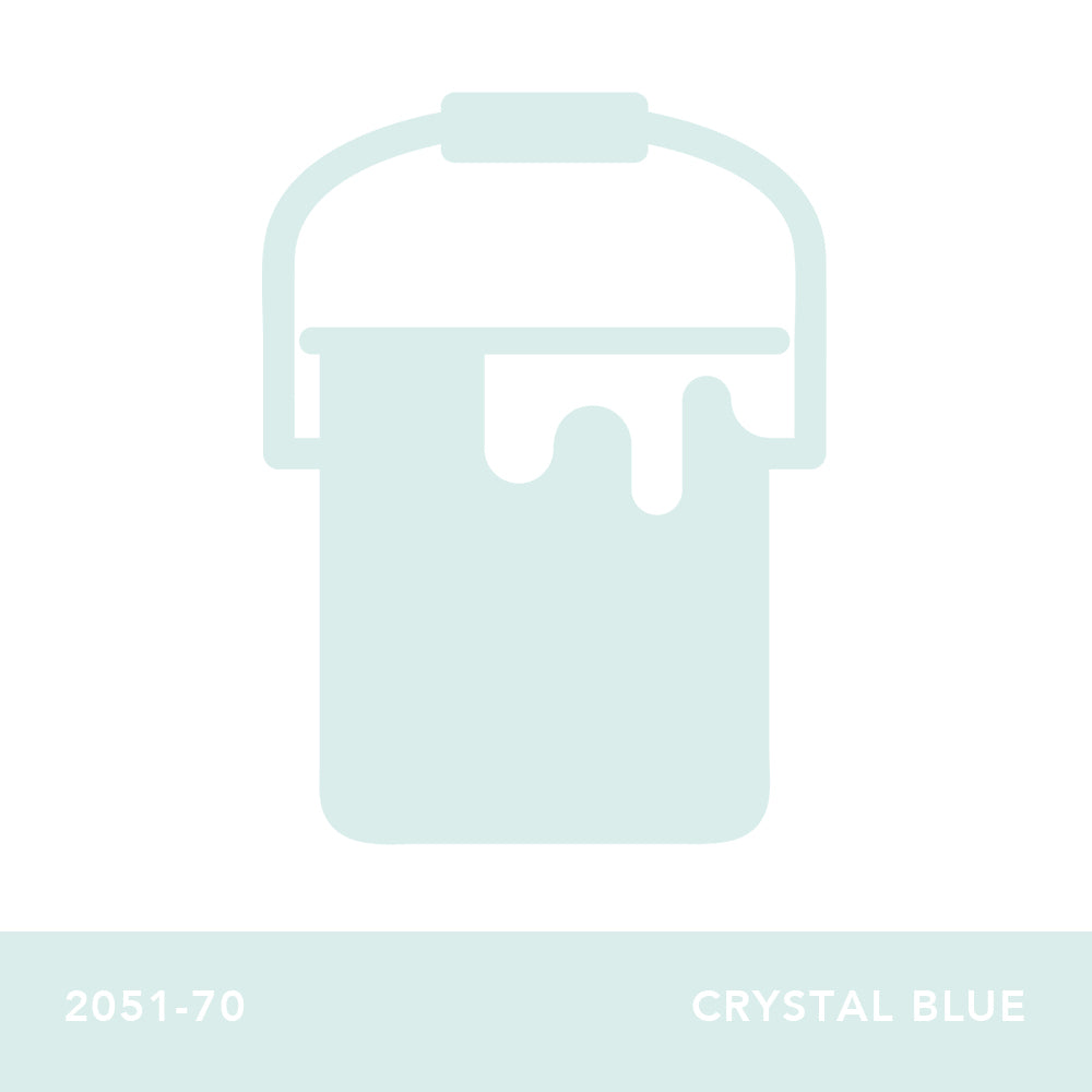 2051-70 Crystal Blue - Envy Paint and Design