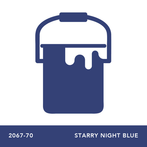2067-70 Starry Night Blue - Envy Paint and Design