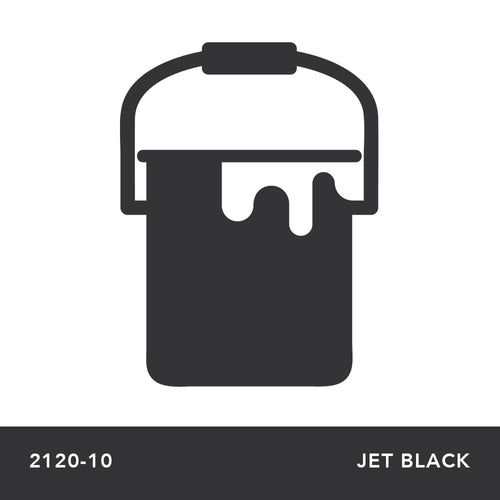 2120-10 Jet Black - Envy Paint and Design