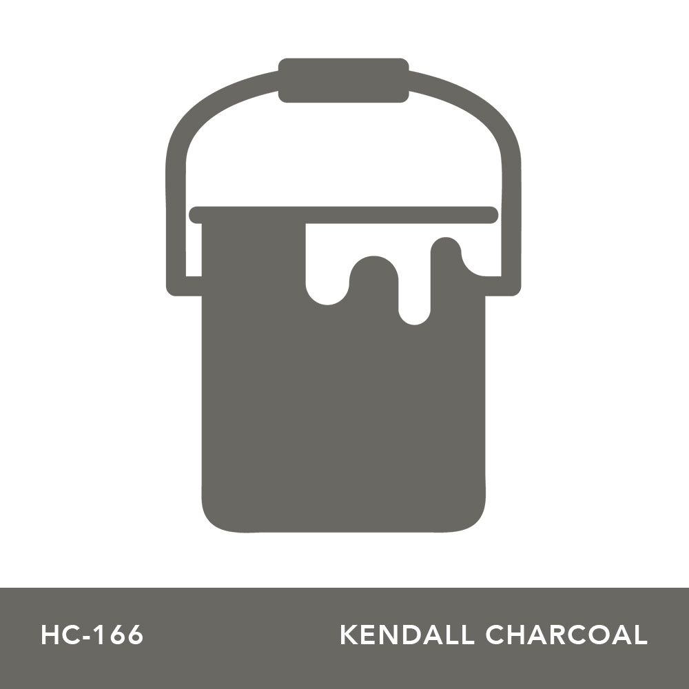 HC-166 Kendall Charcoal - Envy Paint and Design