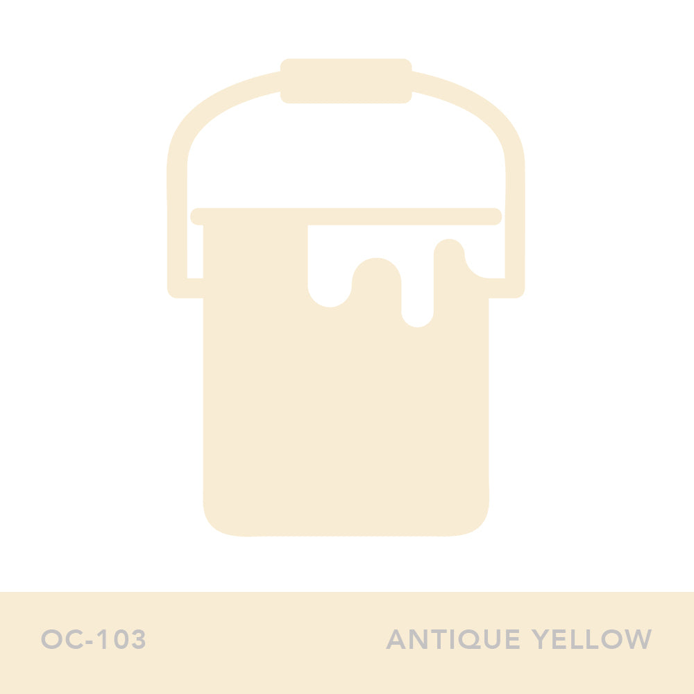 OC-103 Antique Yellow