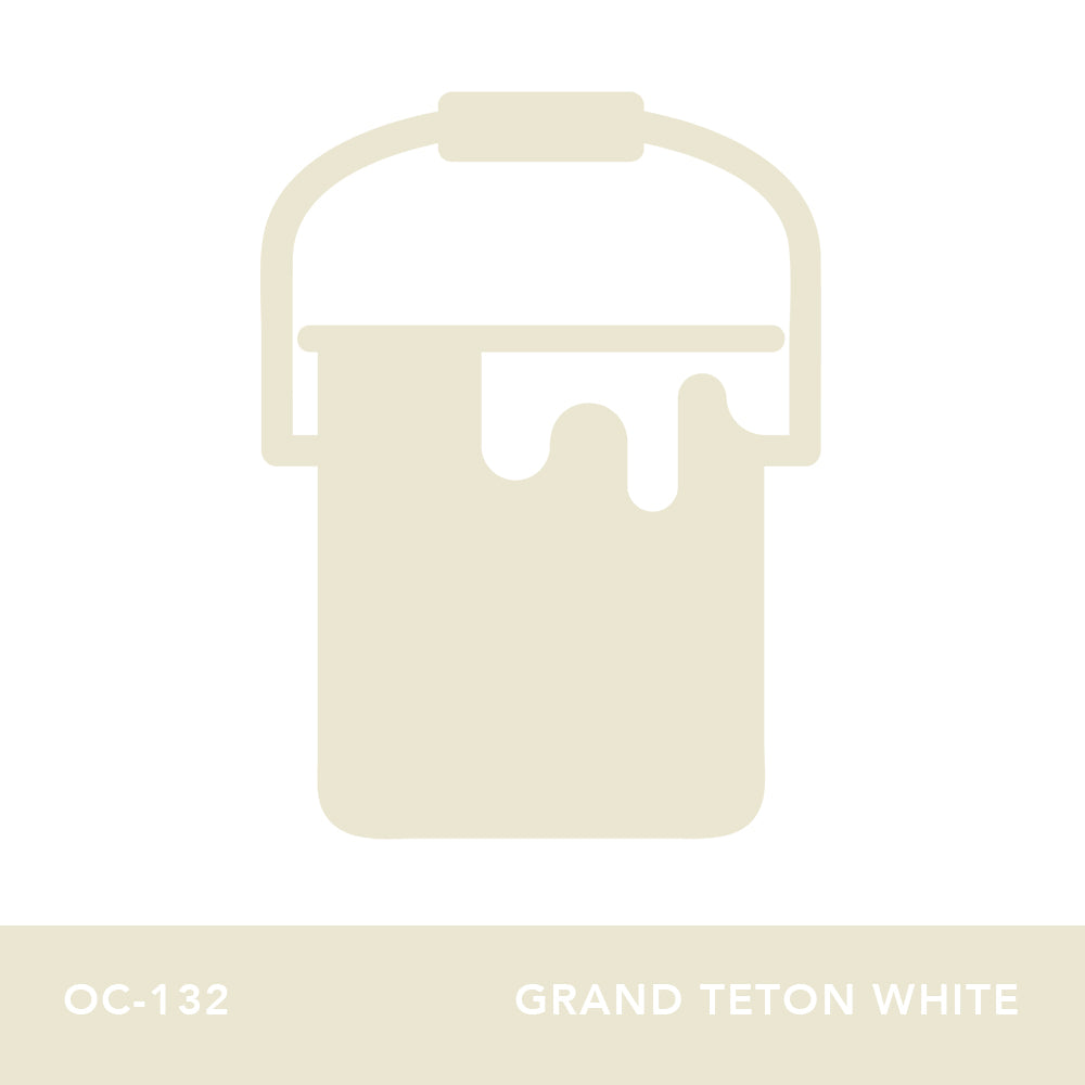 OC-132 Grand Teton White - Envy Paint and Design