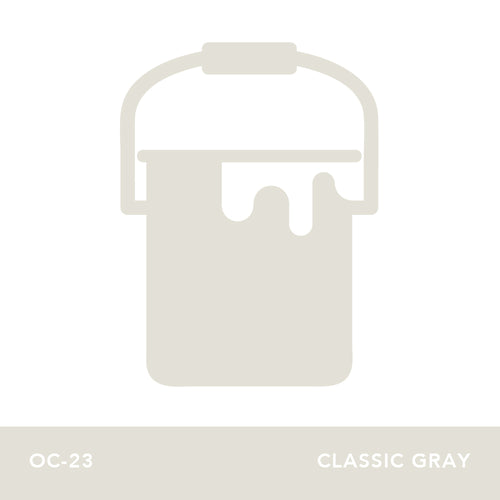 OC-23 Classic Gray - Envy Paint and Design