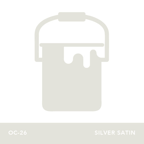 OC-26 Silver Satin - Envy Paint and Design