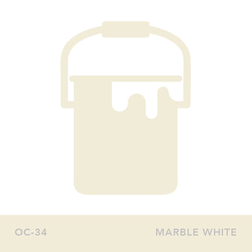 OC-34 Marble White - Envy Paint and Design