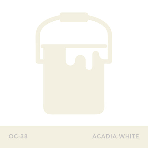 OC-38 Acadia White - Envy Paint and Design