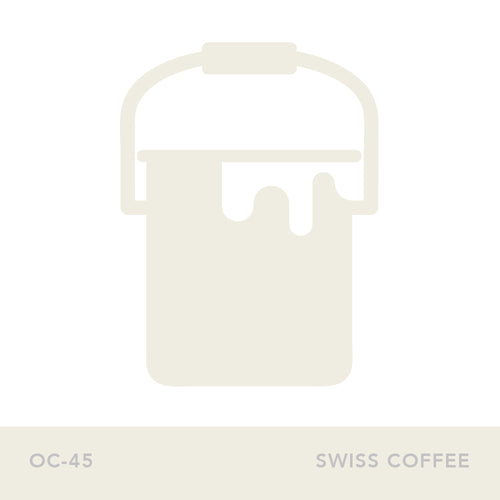 OC-45 Swiss Coffee - Envy Paint and Design