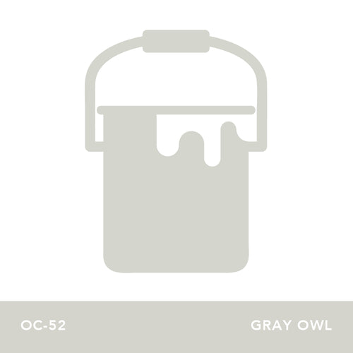 OC-52 Gray Owl - Envy Paint and Design