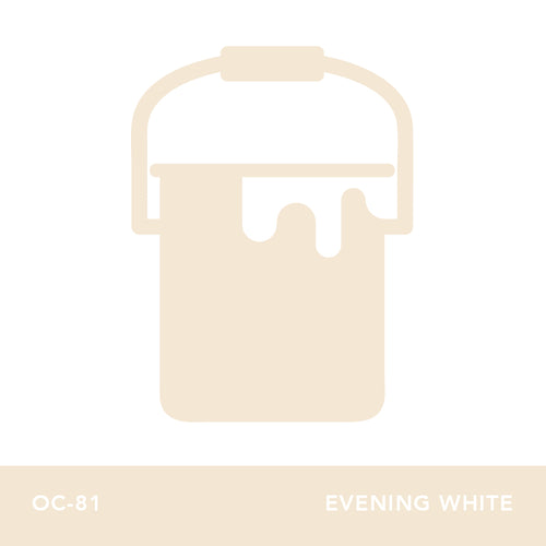 OC-81 Evening White - Envy Paint and Design