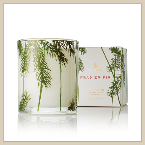 Thymes Frasier Fir Pine Needle Candle - Envy Paint and Design