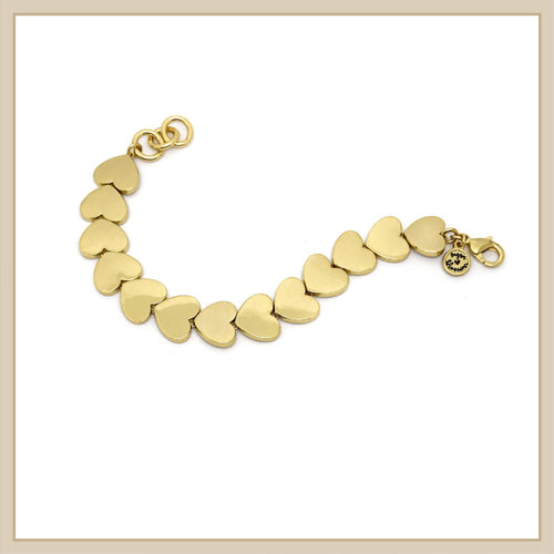 Sara Bracelet – Gold - Envy Paint and Design