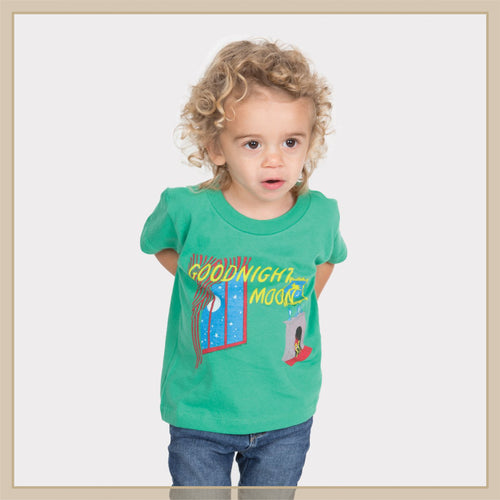 Goodnight Moon T-Shirt – Kid's