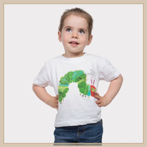Hungry Caterpillar T-Shirt – Kid's - Envy Paint and Design