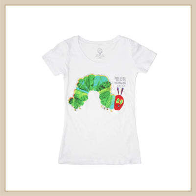 Hungry Caterpillar T-Shirt - Envy Paint and Design