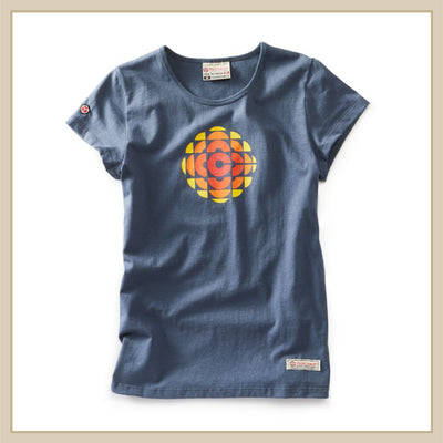 Women's CBC Gem T-Shirt - Envy Paint and Design