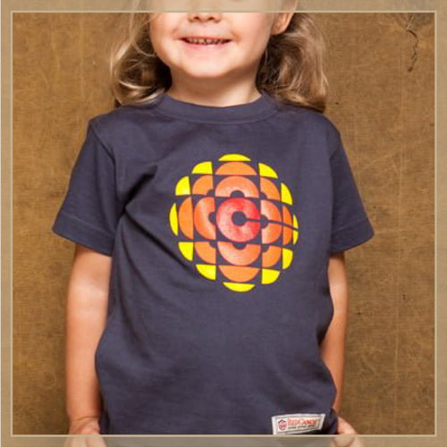 Kid's CBC Gem T-Shirt - Envy Paint and Design
