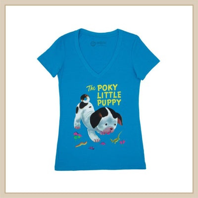 Poky Puppy T-Shirt - Envy Paint and Design