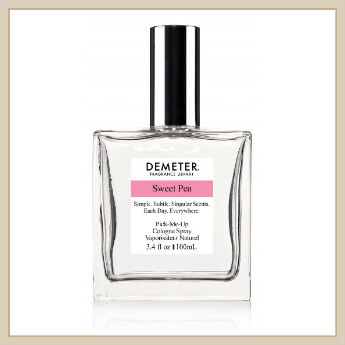 Demeter Fragrance – Sweet Pea - Envy Paint and Design