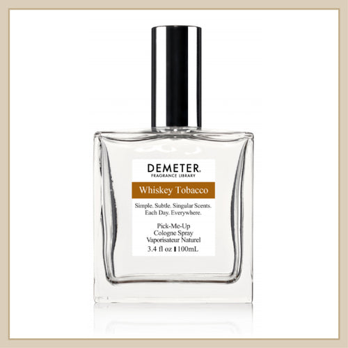Demeter Fragrance – Whiskey Tobacco - Envy Paint and Design