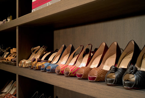 shoe storage shoe shelves