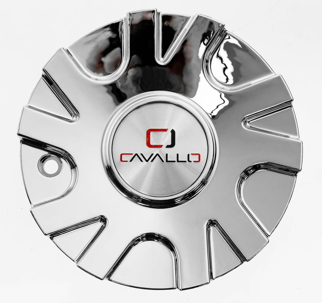 CLV-38 Chrome Cap