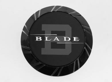 Blade Wheels Cap Black