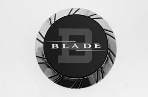 Blade Wheels Cap Chrome