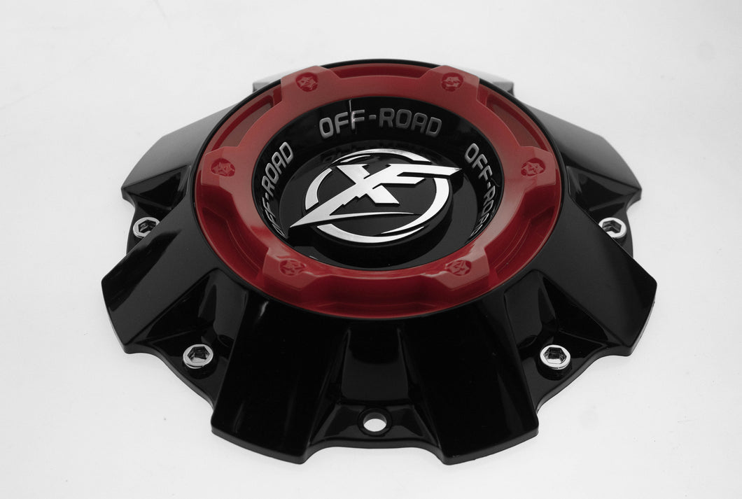 XF CAP Small GB + Red ring
