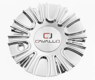 CLV-7 Chrome CAP (22x9.5