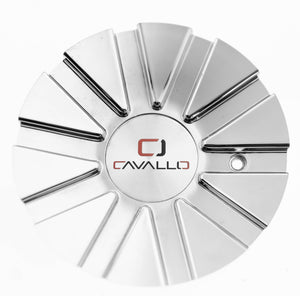 "CLV-9 Chrome CAP (22x9.5""-30"")"